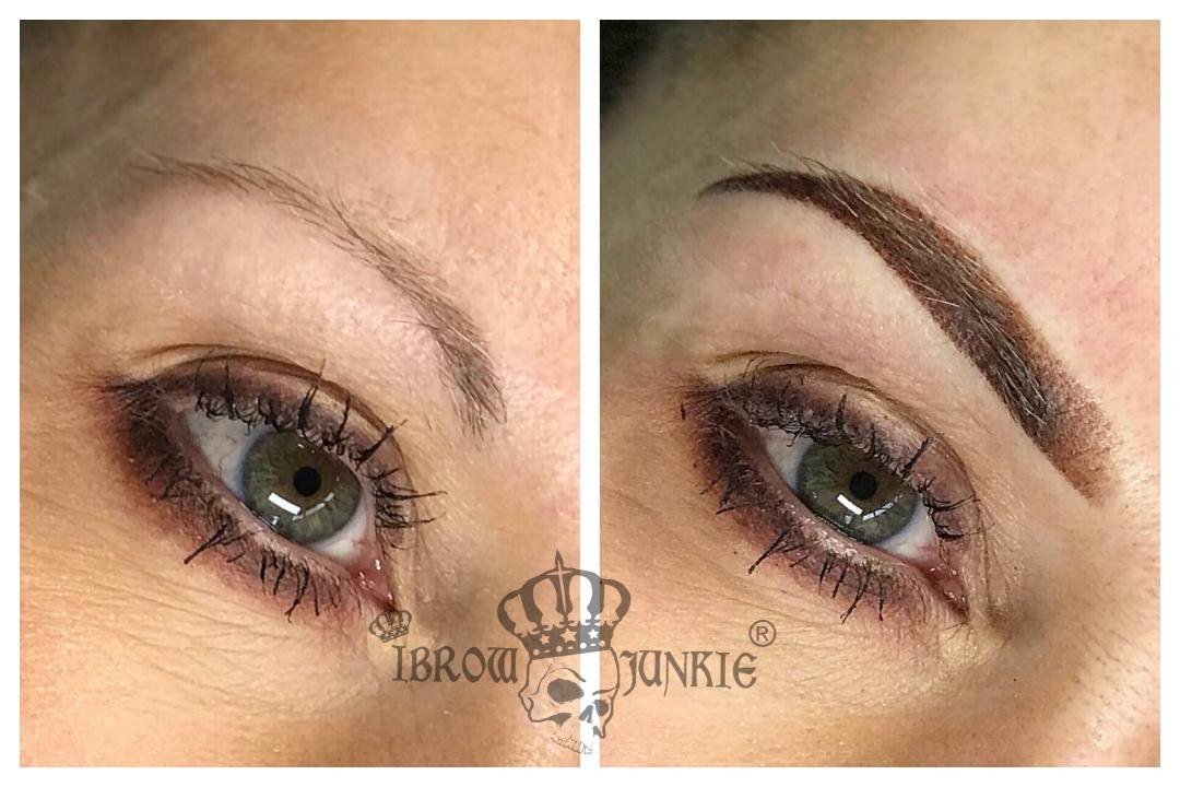 Powder Semi-permanent Eyebrow Style Ibrow junkie