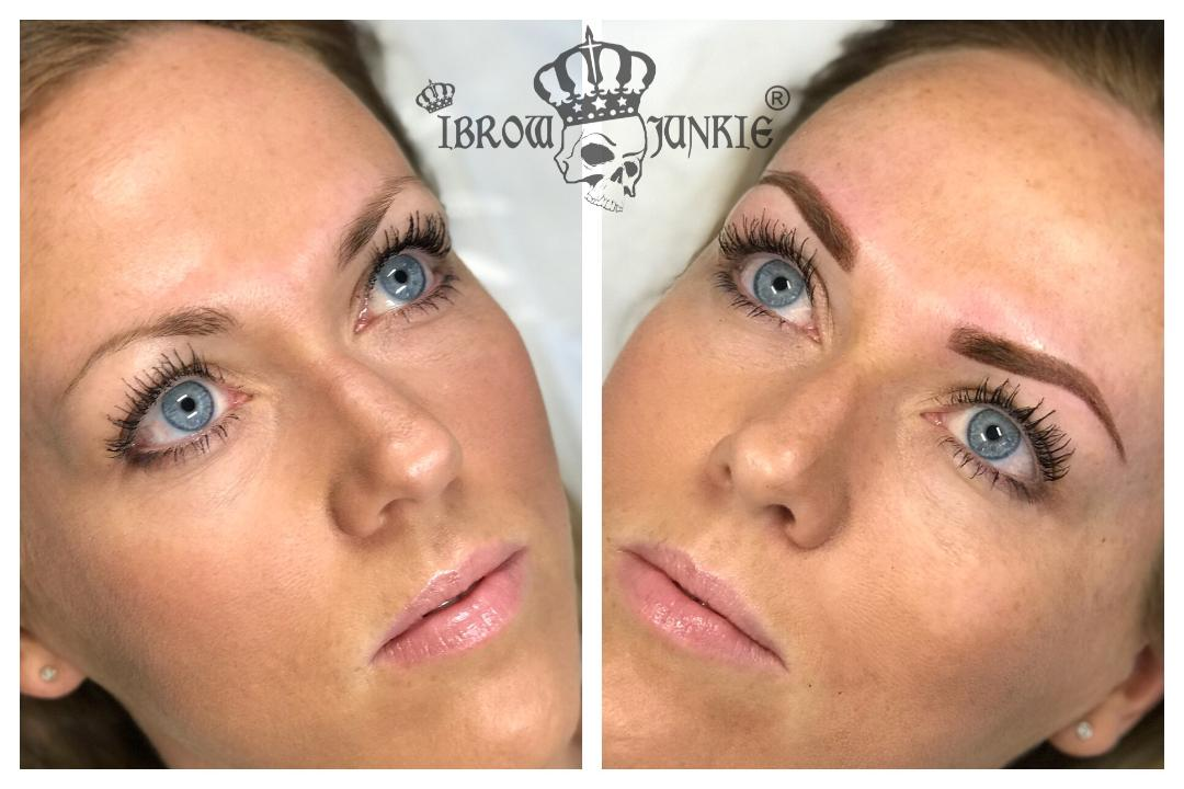 Semi-permanent Brows Newcastle