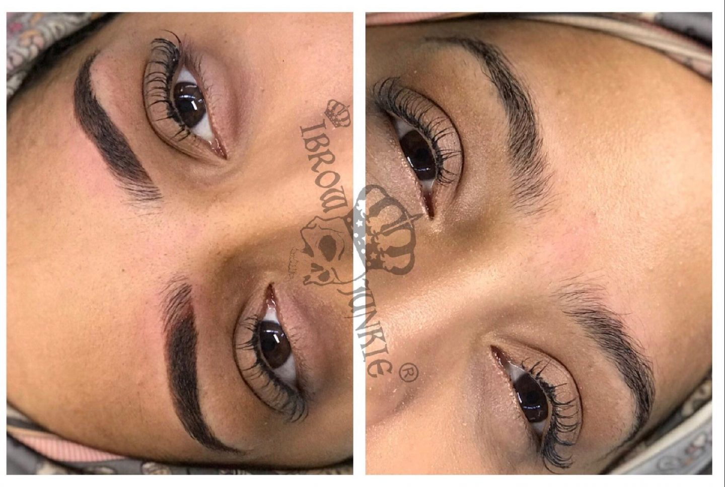Semi-permanent Eyebrows Tyneside Ibrow junkie